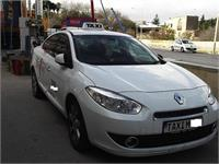Renault Fluence Taxi Seat Covers