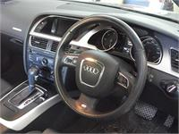 Audi A5 Sidescreen Replacement & leather steering restoration