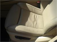 BMW X6 leather restoration